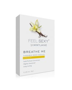 Breathe Me Kissable Body Scents - Vanilla .28 OZ