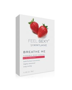 Breathe Me Kissable Body Scents - Strawberry .28 OZ