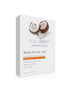 Breathe Me Kissable Body Scents - Coconut .28 OZ