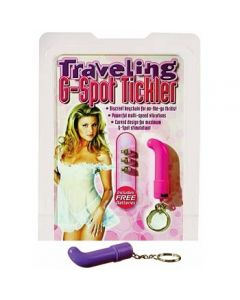 Traveling G-Spot Tickler - Purple