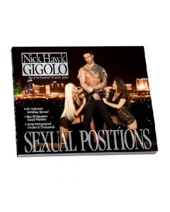 Nick Hawk - GIGOLO Collection - Sex Positions Book