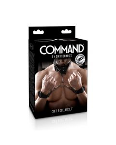 SR Command Cuff & Collar Set