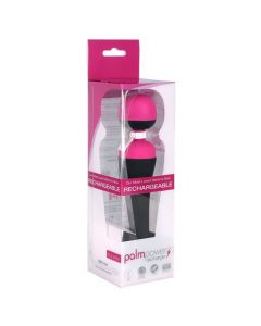 PalmBody Silicone Massager Heads 2 pk - Pink