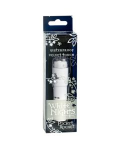 White Nights Velvet Touch Pocket Rocket