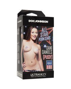 All Star Porn Star - Dani Daniels - Pussy - Ultraskyn