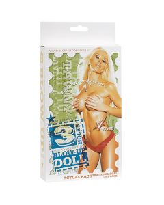 Vivid Girls Tawny's Inflatable Love Dolls (Boxed)