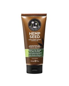 Hand & Body Hemp Seed Lotion 7oz - Naked in the Woods