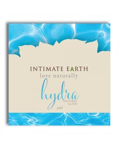 Hydra Natural Glide Water Based Lubricant 3ml Foil