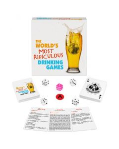 World's Most Ridiculous Drinking Games