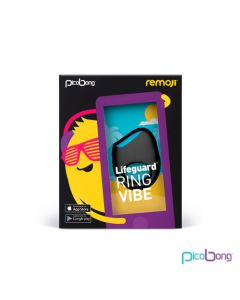 REMOJI: Lifeguard Ring Vibe - Black