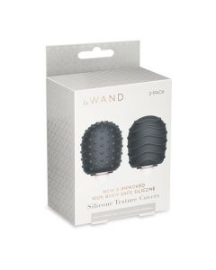 Droplet and Spiral Original Wand Texture Covers - Slate