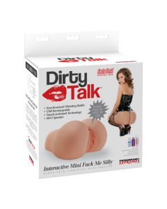 PDX Dirty Talk - Mini Interactive Fuck Me Silly - Ivory