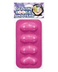 Gelatin Boobie Shooters (4 shooters)