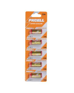 12 Volt Batteries Alkaline (5 on a strip)