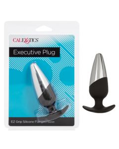 Executive Anal Plug - Black