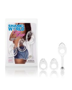 Shane's World Class Rings - Clear