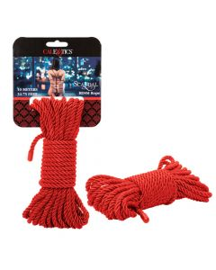 Scandal BDSM Rope 10m - Red