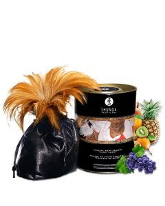 Sweet Snow Edible Body Powder - Exotic Fruits - Shunga