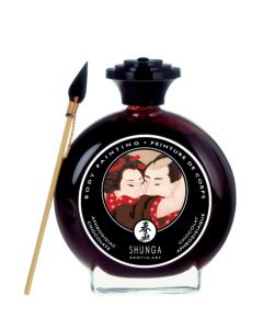 Edible Body Paint - Chocolate - Shunga