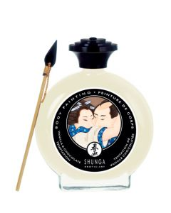 Edible Body Paint - Vanilla - Shunga