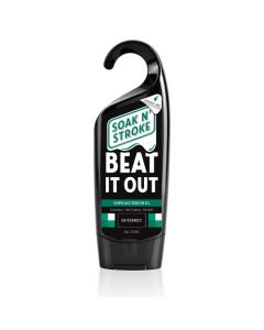 Sir Richard's Beat It Out - Water based Soak N闁 Stroke 8 oz. Shower lube