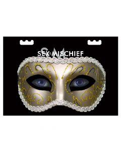 Sex & Mischief - Masquerade Mask