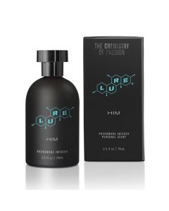 Lure Black Label - For Him 2.5 fl. oz. Pheromone Perfume