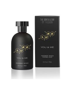 Lure Black Label - You & Me 2.5 fl. oz. Pheromone Perfume