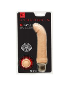Cyberskin G-Spot Buzzer Vibrator - Light (was: TSA8737-6)