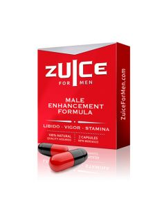 Zuice for Men 2 pk