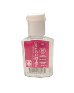 Encounter Ultimte Thick Anal Lubricant - 24 ML