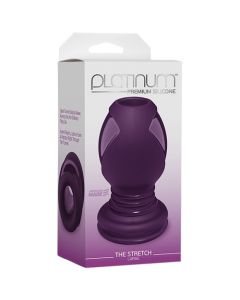 Platinum Premium Silicone The Stretch Large - Purple