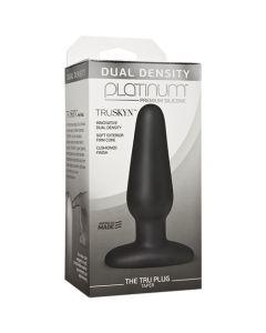 Platinum TRUSKYN The Tru Plug - Taper - Black