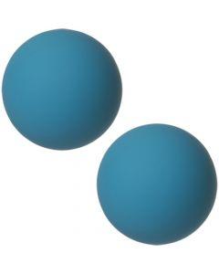 Mood Steamy Silicone Benwa Balls Blue