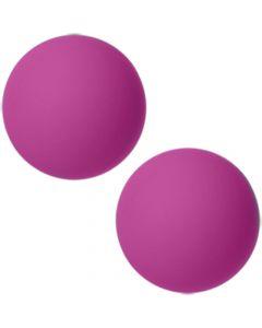 Mood Steamy Silicone Benwa Balls Pink