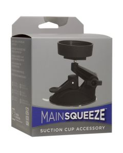 Main Squeeze - Suction Cup Accessory - Black
