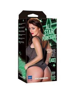 All Star Porn Star -Sophie Dee - Ass - Vanilla