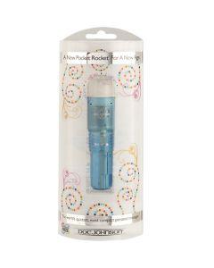 iVibe Pocket Rocket - Blueberry