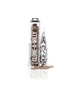 Clone-A-Willy Kit - Milk Chocolate