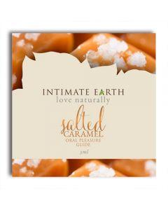 Salted Caramel Oral Pleasure Glide Flavoured Lubricant 3ml Foil