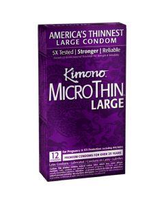 Kimono Micro Thin Large - 12 pk (Default)