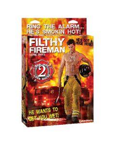 Fireman Inflatable Love Doll