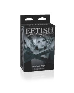 Fetish Fantasy Limited Edition - Bondage Tape - Black