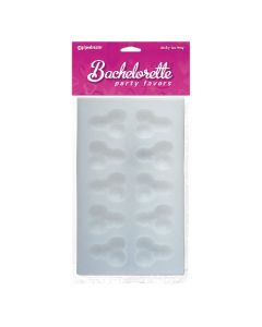 Bachelorette Party Favors - Sexy Ice Tray Mini Dicky (10 cubes)