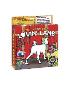 Luvin' Lamb Inflatable Love Doll - White