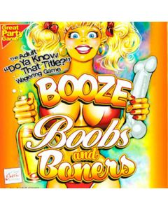 Booze, Boobs and Boners Game