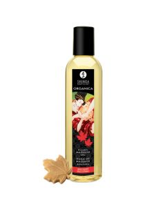 Erotic Massage Oil - Organica Maple Delight