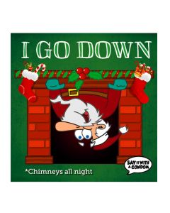 I Go Down (Chimneys All Night) - Funny Condom