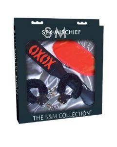 Sex & Mischief Sweet Punishment Bondage Kit