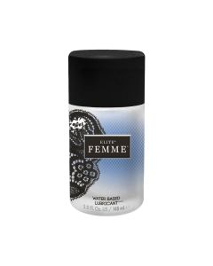 Wet Elite Femme Water Based Lubricant - 5oz